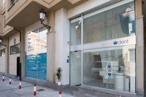 dermodent fachada Centros de estética visita virtual foto visita virtual 360