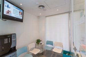 dermodent sala de espera Centros de estética visita virtual foto visita virtual 360