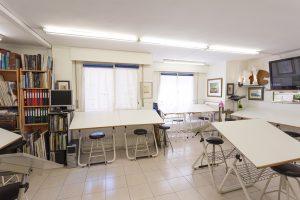 Visita virtual academias Bilbao Estudio Arrieta aulas de dibujo y pintura