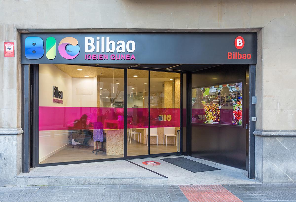 BIG Bilbao entrada