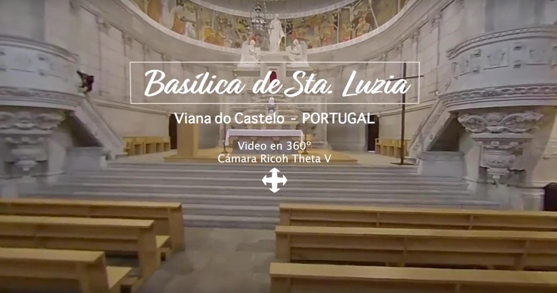 Entrada al vídeo de Santa Luzia